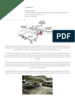 Explosão Em Posto de Combustível Em Santa Catarina