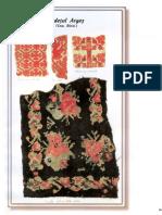 Florile Raiului - Cusaturi Populare Romanesti Originale Din Anul 1937 Partea II