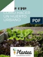 Cómo Hacer Un Huerto Urbano en Casa 1