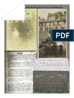 JW Conway Obituary and Photos