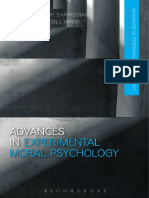 Hagop Sarkissian, Jennifer Cole Wright-Advances in Experimental Moral Psychology-Bloomsbury Academic (2014)