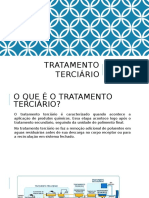 TRATAMENTO TERCIÁRIO