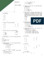 Soal Matematika Kelas Xi Sma Persiapan Ujian Akhir Semester 2