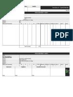 Measure Sheet