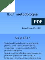 IDEF-metodologija