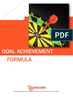 Goal Achievement Formula (1)