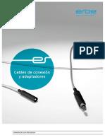 85100-365 ERBE ES Cables de Conexion y Adaptadores Capitulo Catalogo D052583