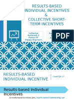 Based Result Incentive & Collective Short Term