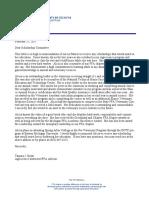 alicia palmer recommendation letter