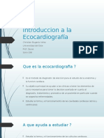 ecocardiografia introduccion