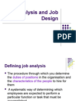 Job Analysis and Job Design 3