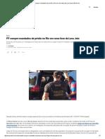 PF Cumpre Mandados de Prisão No Rio Em Nova Fase Da Lava Jato _ VEJA
