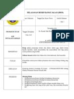 Sop Pelayanan Resep Rawat Jalan Bpjs