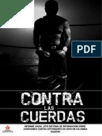 Contra Las Cuerdas. Informe Anual Español 220217847