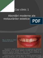 306374870-Abordări-Moderne-Ale-Restaurărilor-Estetice.pptx