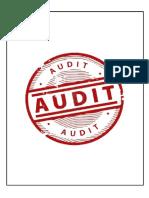 Audit Front