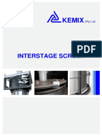 Kemix Interstage Screen Brochure