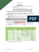 Tema 3. Direcciones IP