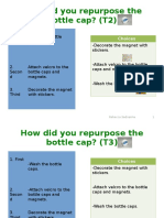 bottlecaprepurpose activitystudent work