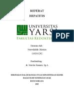 Referat Hepatitis Cov