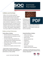 Caffeine Fact Sheet 2015