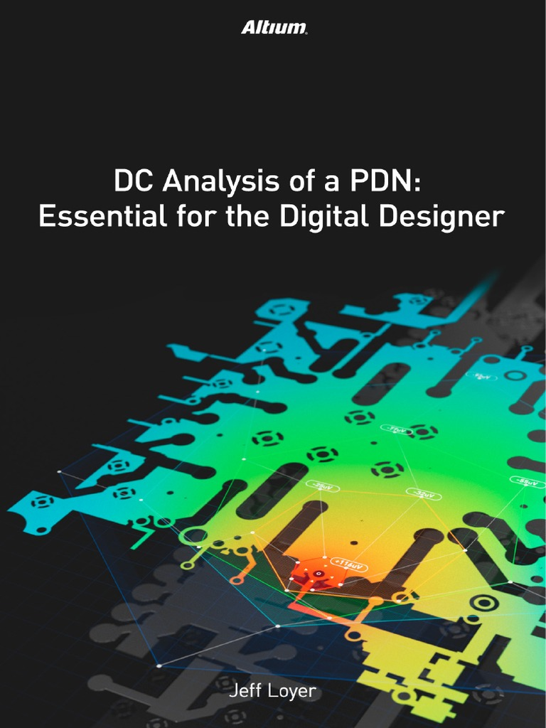 Altium WP DC Analysis of a PDN | Computer Simulation