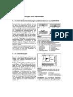 DIN 18168 - Opterecenje Spustenih Plafona