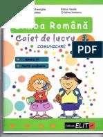 Caiet de Activitati Lb Romana Cls 4
