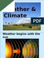 Grade 3 Unit 4 Lesson 3 Weather & Climate