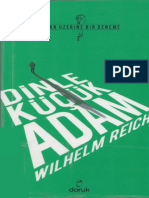 Wilhelm Reich - Dinle Küçük Adam