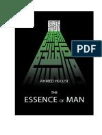 The Essence of Man