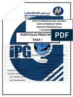 Cover Page PRAKTIKUM