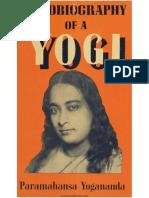 Autobiography Of A Yogi By Paramahansa Yogananda Pdf