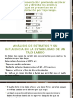 ASPECTOS GEOMECANICOS DEL SISTEMA DE EXPLOTACION POR TAJO LARGO.pptx