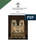 A Alquimia e as Catedrais Góticas