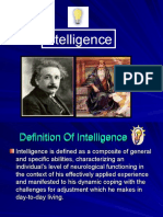 Ch. 7 Intelligence (Student's Copy)