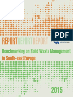 NALAS Report on SWM Benchmarking in SEE 2015