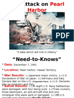 pearl harbor attack ppt