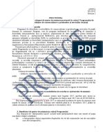 Proiect Procedura Comert 2017
