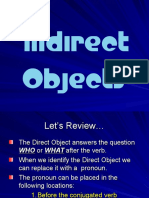 PPT Indirect Object Pronouns_09 10