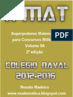 LIVRO XMAT VOL05A COLÉGIO NAVAL 2ED.pdf