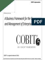 Cobit 5 Implementation Pdf