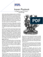 Skaven Playbook Part 1 and 2