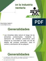 Presentation Clase Peligros