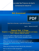 8. Risk Assessment