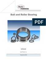 Ball and Roller Bearing Gages Catalog