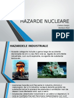 Hazarde nucleare