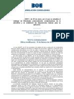 RD 100-2011 CONSOLIDADO Catálogo de Actividades Potencialmente Contaminadoras de La Atmósfera