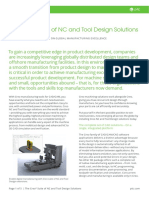 Datasheet-Creo Suite of NC and Tool Design Solutions-En