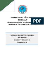 FacelClick - Vinjo - Acta de Constitucion